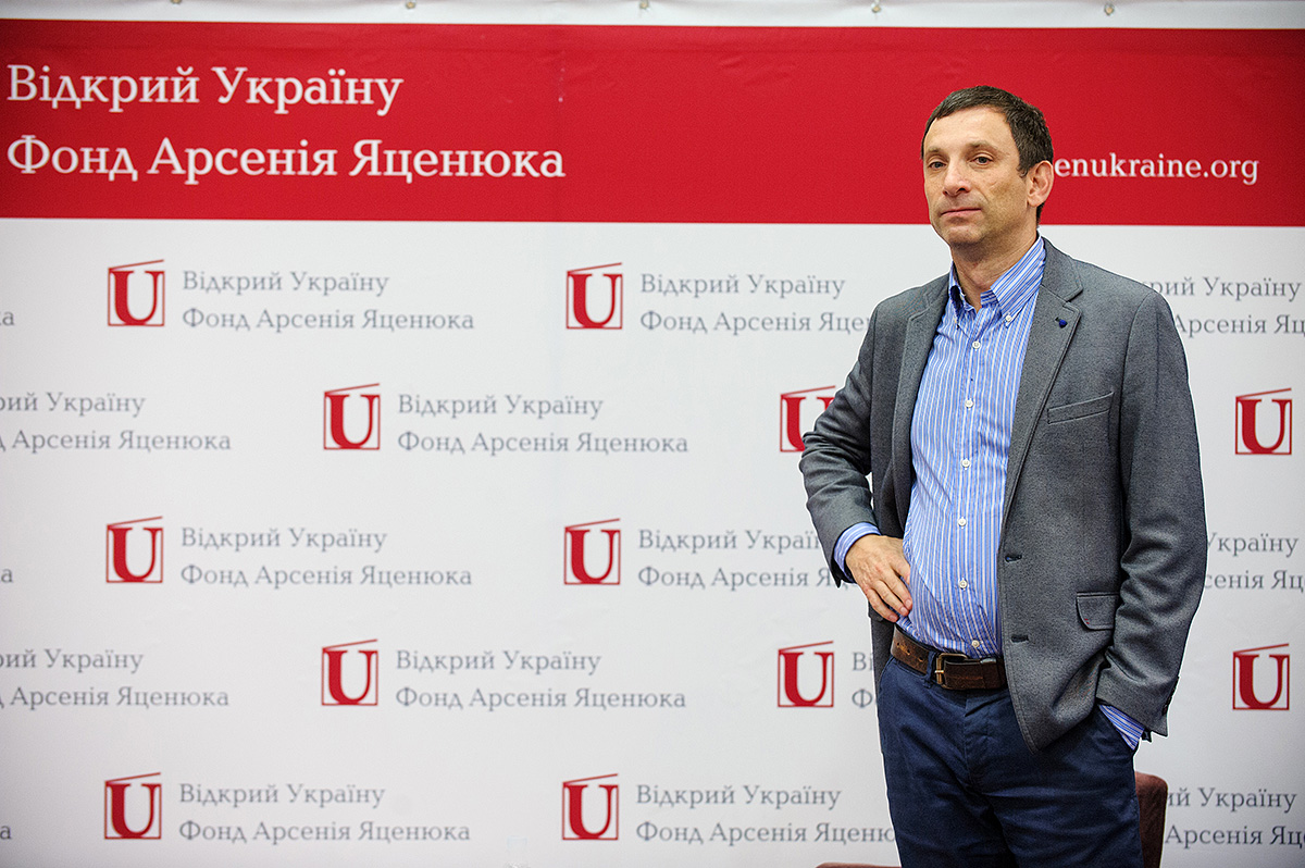 Journalist Vitaly Portnikov 23